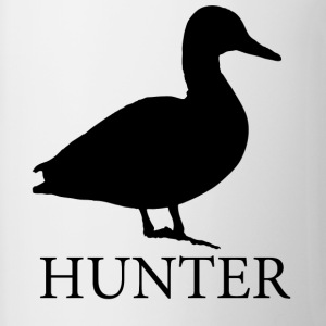 Duck Hunter - Contrast Coffee Mug