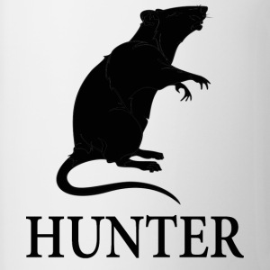 Rat Hunter - Contrast Coffee Mug