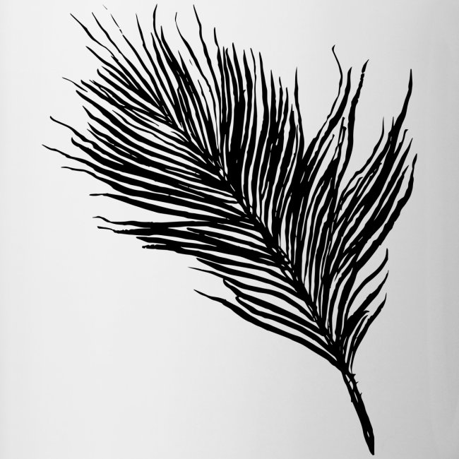 Delicate Feather
