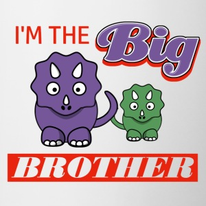 I'm the Big Brother designs - Contrast Coffee Mug