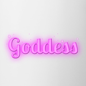 Goddess - Contrast Coffee Mug