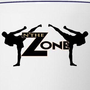 Zone MMA - Contrast Coffee Mug