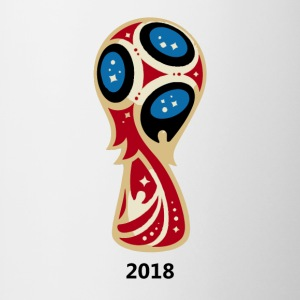 World Cup 2018 Russia - Contrast Coffee Mug