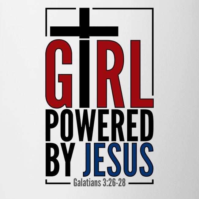 Girl Powered By Jesus | #GirlPoweredByJesus