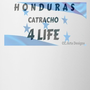 CC Arts Designs Catracho 4 Life - Contrast Coffee Mug