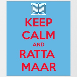 keep-calm-and-ratta-maar - Contrast Coffee Mug