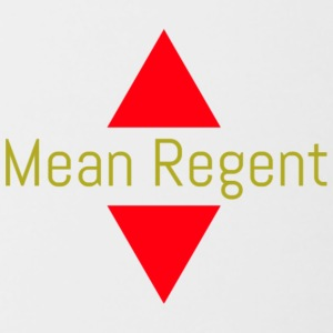 THE REAL MEAN REGENT MERCH - Contrast Coffee Mug