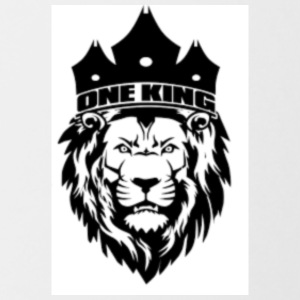 One King - Contrast Coffee Mug