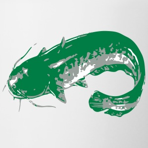 CATFISH - Contrast Coffee Mug