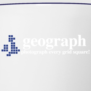 Geograph Britain and Ireland - Contrast Coffee Mug