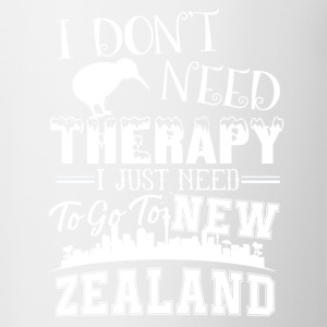 New Zealand Therapy Shirt - Contrast Coffee Mug