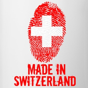 Made in Switzerland / Suiss - Contrast Coffee Mug