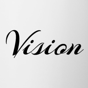 Vision Basic Design - Contrast Coffee Mug