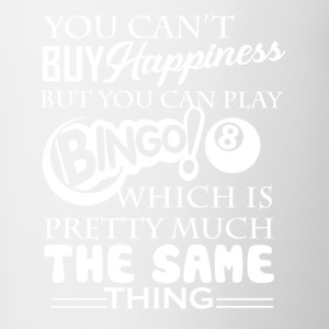 Bingo Happiness Shirt - Contrast Coffee Mug