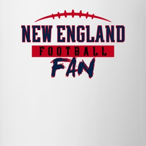 New England Football Fan - Contrast Coffee Mug