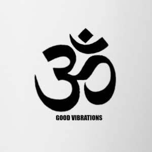 GOOD VIBRATIONS - Contrast Coffee Mug