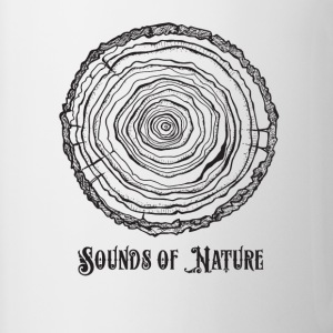 sounds of nature tee - Contrast Coffee Mug