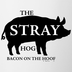 TheStrayHog Original Design - Contrast Coffee Mug