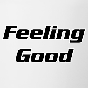Feeling good - by Fanitsa Petrou - Contrast Coffee Mug