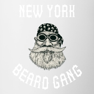 New York Beard Gang - Contrast Coffee Mug