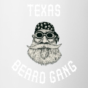 Texas Beard Gang - Contrast Coffee Mug