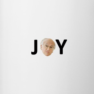 larry david joy - Contrast Coffee Mug