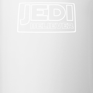 JEDI BELIEVER - Contrast Coffee Mug