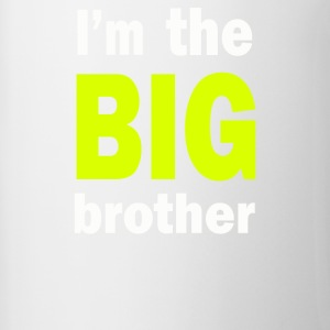 THE BIG BROTHER - Contrast Coffee Mug