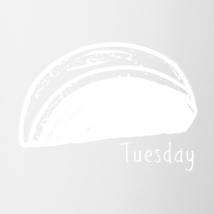 Taco Tuesday - Contrast Coffee Mug