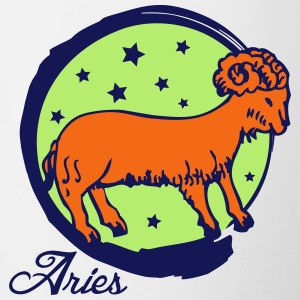 Aries - Contrast Coffee Mug