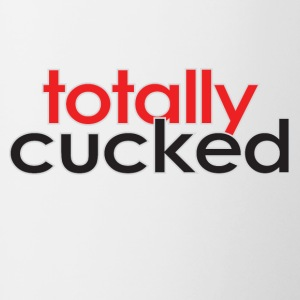 Totally Cucked - Contrast Coffee Mug