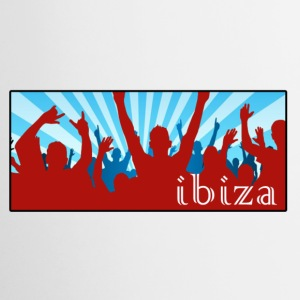 i Love Ibiza - Contrast Coffee Mug