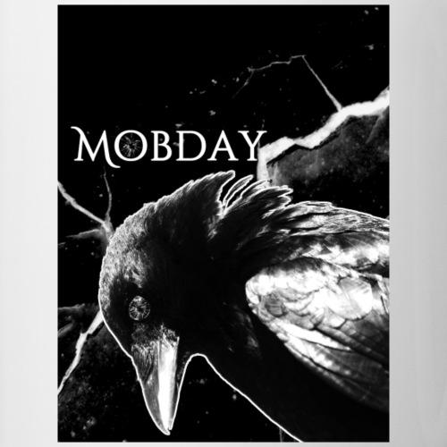 Mobday 'Blackbird' - Contrast Coffee Mug