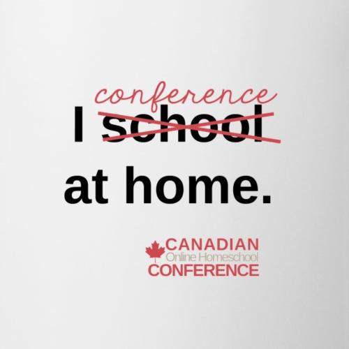 Canadian Homeschool Conference Mug - Coffee/Tea Mug