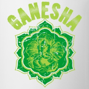 Ganesha Hindu Yoga - Coffee/Tea Mug