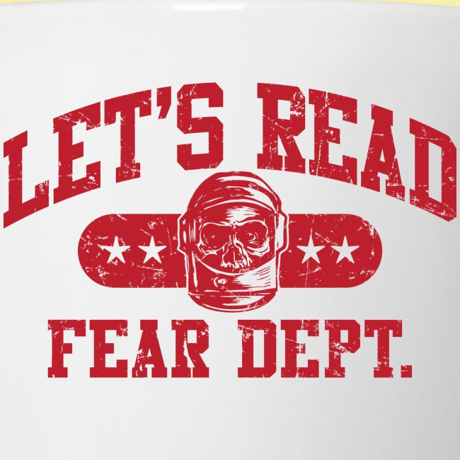 Athletic - Fear Dept. - RED