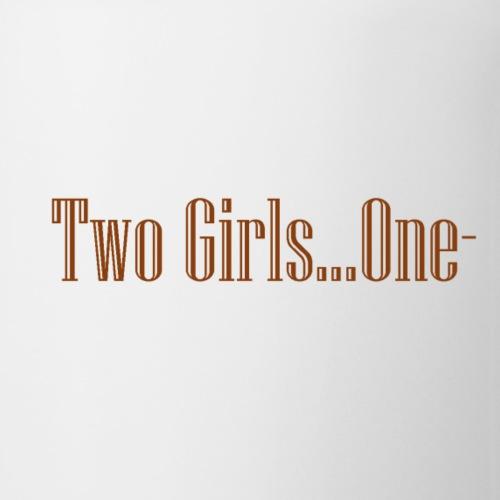 Two girls one cup? - Coffee/Tea Mug