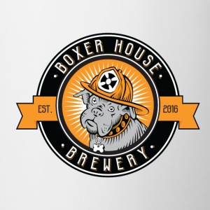Boxer House Brewing Logo - Coffee/Tea Mug