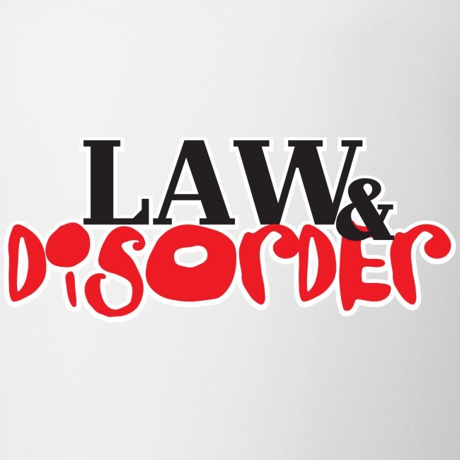 Law DISORDER Logo
