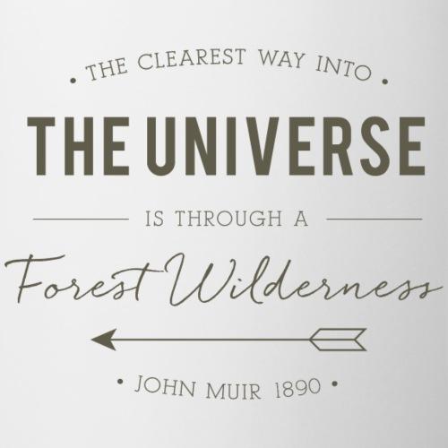Forest Wilderness - Coffee/Tea Mug