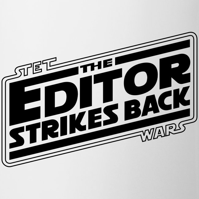 The Editor Strikes Back