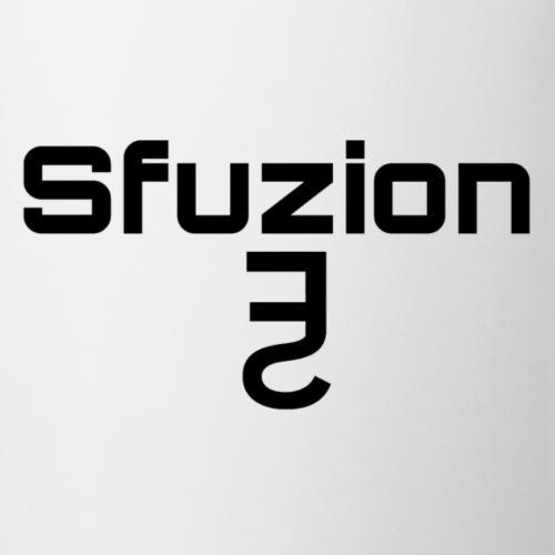 Sfuzion main logo/lettering - Coffee/Tea Mug