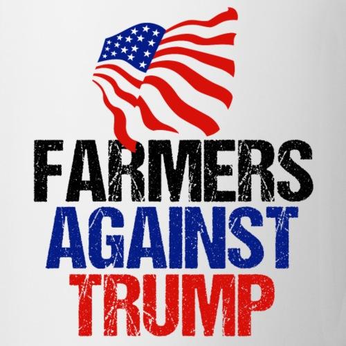Farmers Against Donald Trump - Coffee/Tea Mug