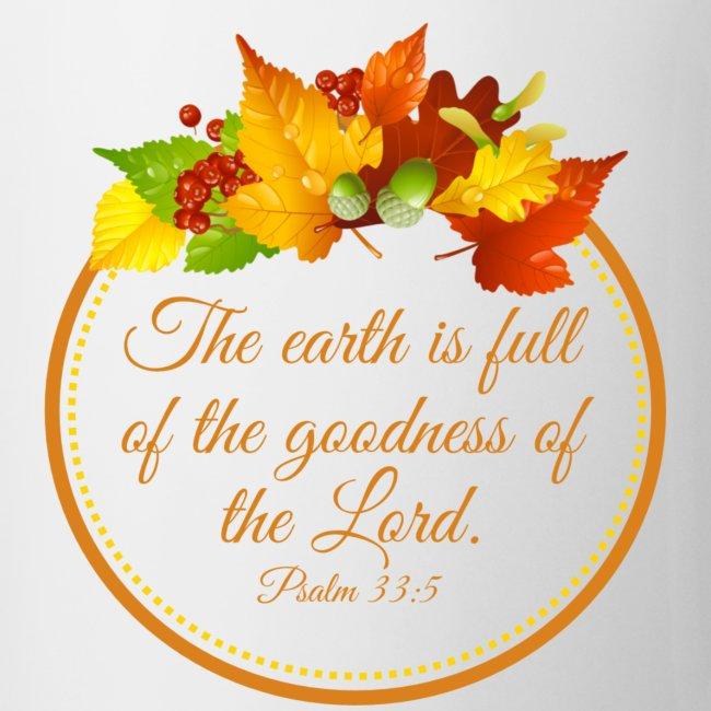Psalm 33:5