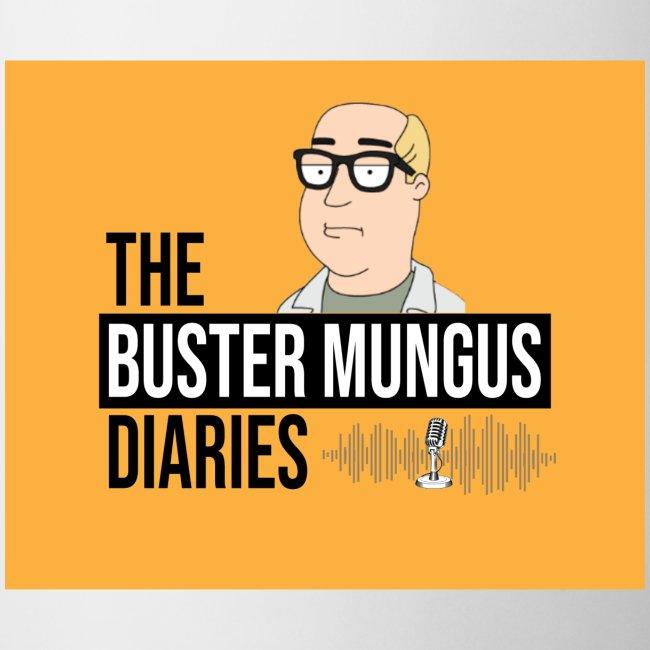 Buster Mungus Orange Logo Swag