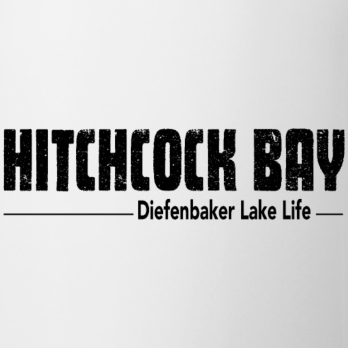 Hitchcock Bay - Coffee/Tea Mug