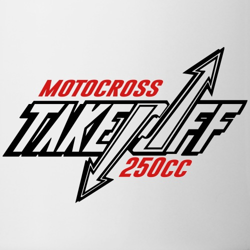 TakeOff-Motocross250cc - Coffee/Tea Mug