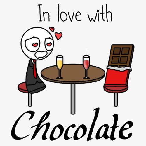 In Love with Chocolate - Coffee/Tea Mug