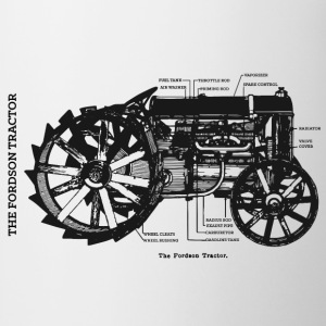The Fordson Tractor - Coffee/Tea Mug