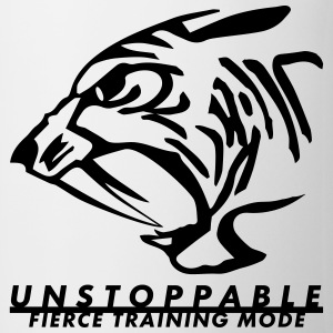 Unstoppable Tiger - Coffee/Tea Mug